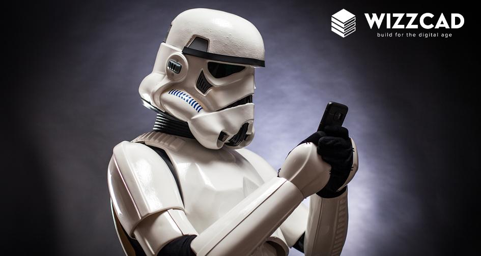 stormtrooper en mobilité wizzcad